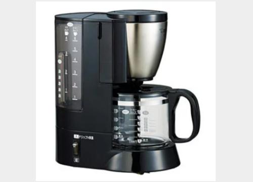 コーヒーメーカーーヒーメーカーEC-AS60外観