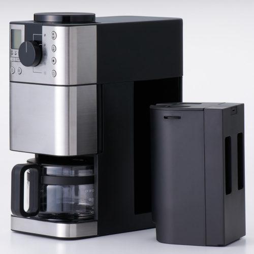 コーヒーメーカー無印良品MJ_CM1_水タンク