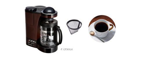 パナソニックコーヒーメーカーNC-R500