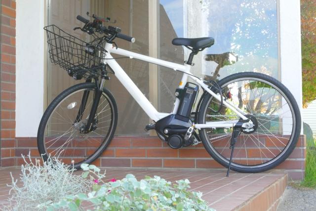 電動アシスト自転車 (2)