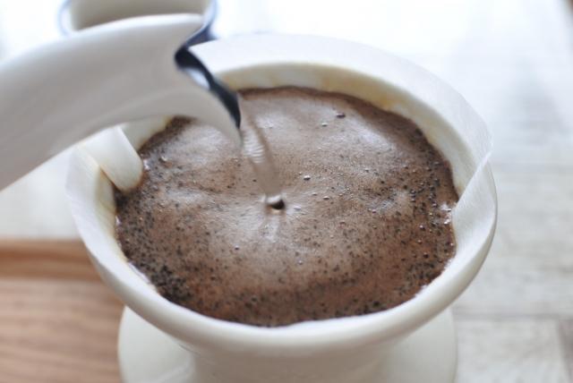 ペーパードリップコーヒー